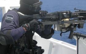 Protección servicios marítimos