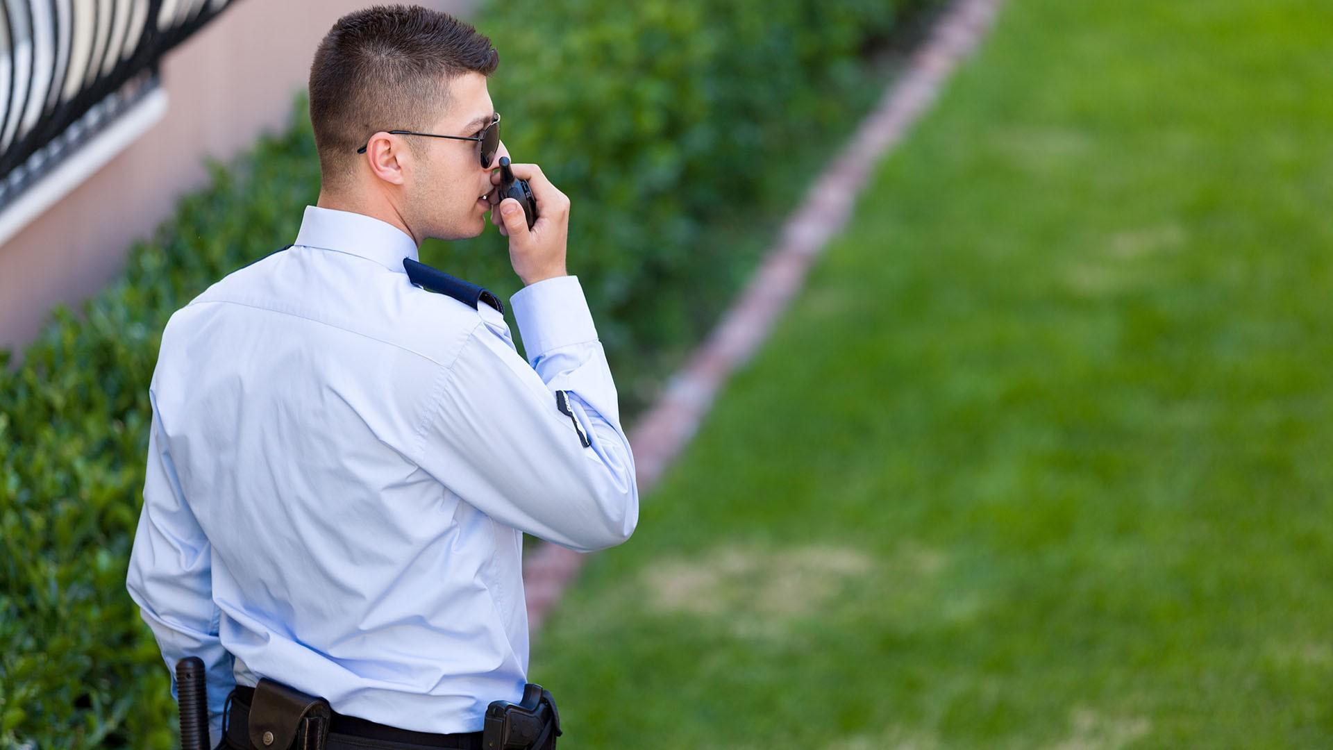 Los requisitos para ser vigilante de Seguridad Privada